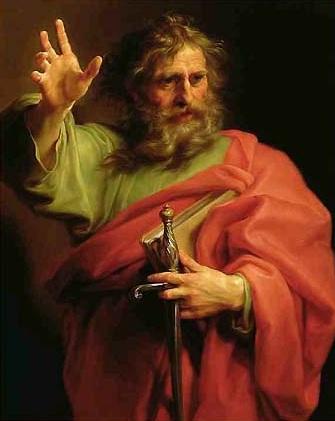 Thánh Phaolô Tông đồ dân ngoại