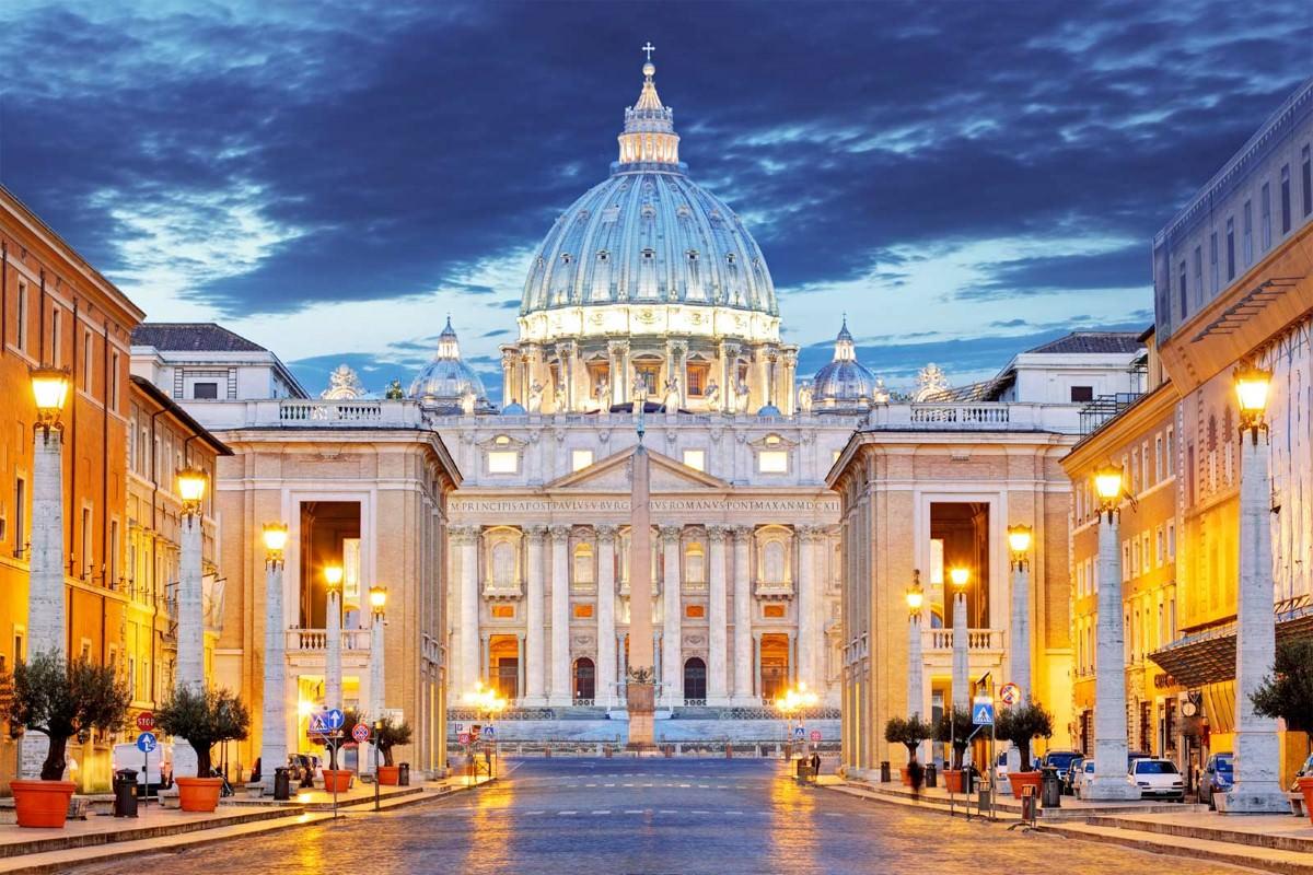 Vatican 09/8/2018