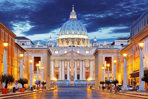 Vatican 23/02 - 01/3/2017