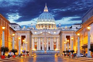 Vatican 30/3 - 05/4/2017