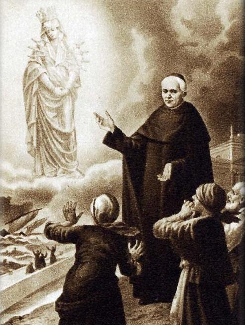 Thánh Antôn Maria Pucci (1819-1892)