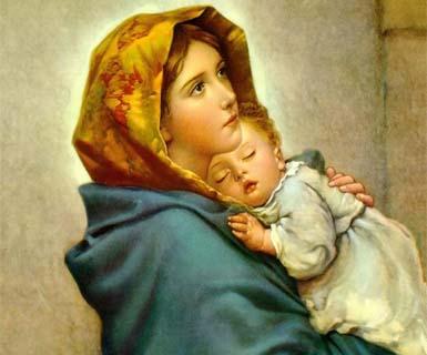 """""""… sinh bởi Bà Maria Đồng Trinh"""": tại sao Đức Maria thực sự là Mẹ Thiên Chúa?"""