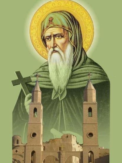 Thánh ANTÔN Viện Phụ (Thế kỷ IV)