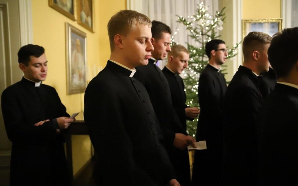 25% các tân linh mục được thụ phong trong những năm gần đây là người Ba Lan