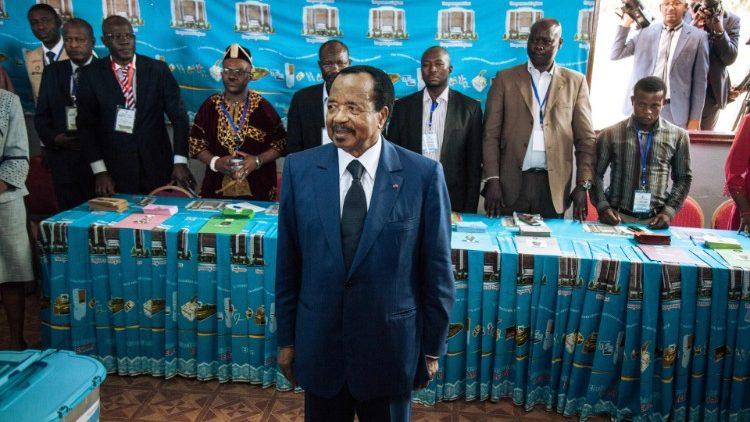 Các giám mục thế giới yêu cầu Tổng thống Camerun tham gia đàm phán hòa bình