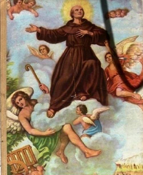 Chân Phước Sebastian ở Aparicio (1502-1600)