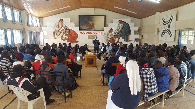 Cộng đoàn Thánh Martin ở Kenya phục vụ những người yếu đuối