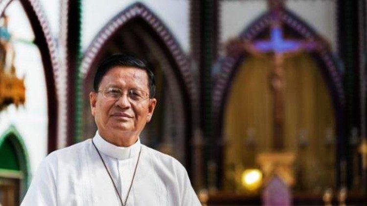 ĐHY Bo mời gọi tín hữu Myanmar bảo vệ môi trường trong Mùa Chay