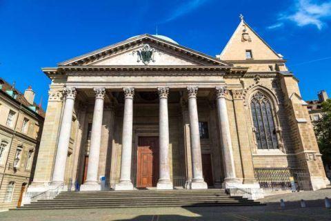 Nhà thờ chánh toà ở Geneva Thụy Sĩ khôi phục Thánh Lễ Công Giáo sau 500 năm cấm đoán
