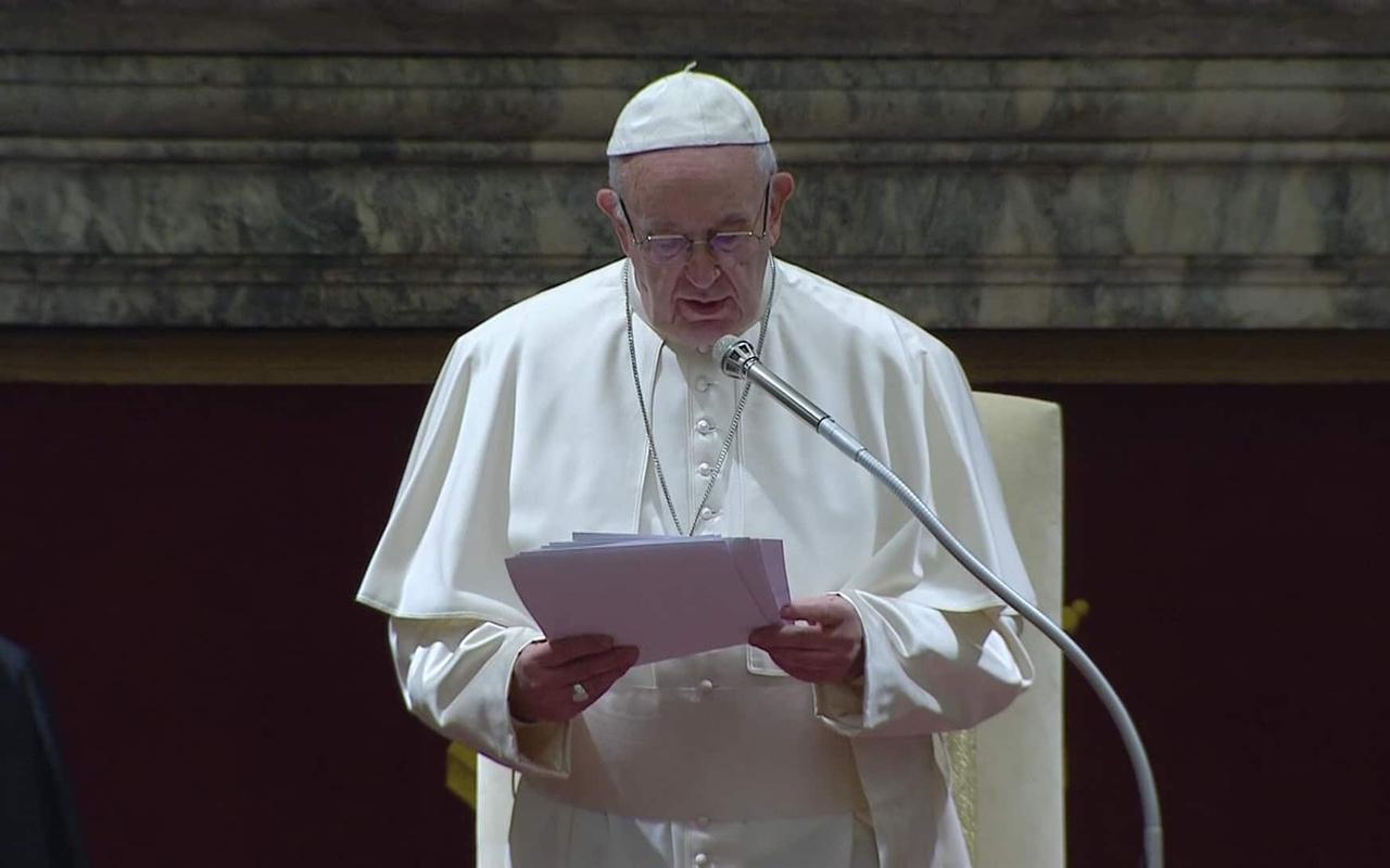 Sứ điệp Mùa Chay 2020 của Đức Giáo Hoàng Phanxicô
