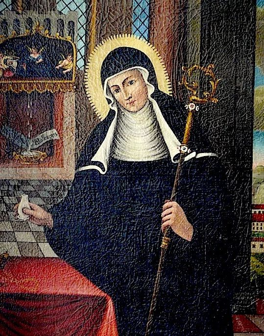Thánh Walburga (710-779)