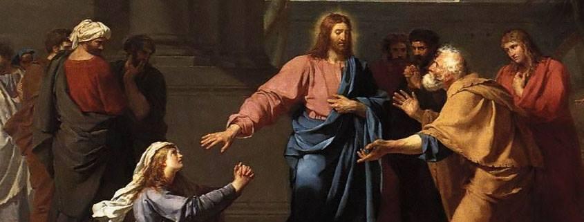 Niềm tin người đàn bà Canaan - Niềm tin của mỗi người chúng ta ?