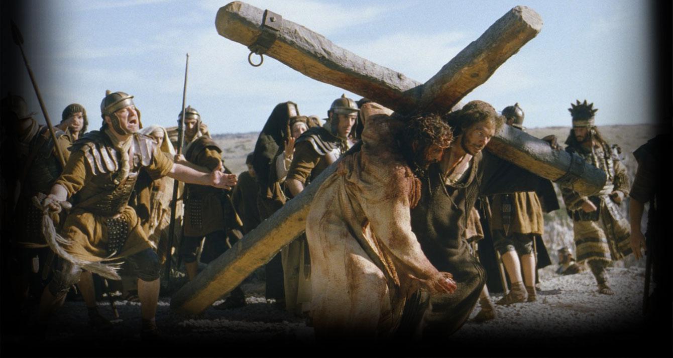 Giảng sự thương khó Đức Chúa Giêsu