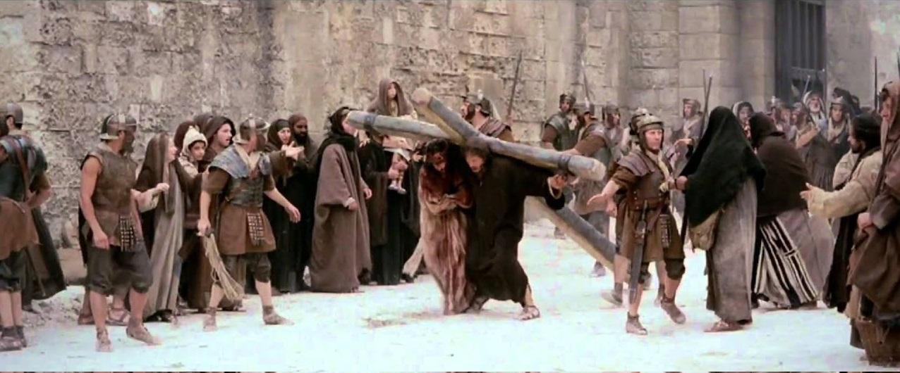 Ngắm 15 sự thương khó Chúa Giêsu