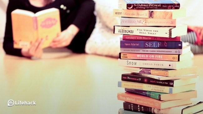 10 lợi ích tuyệt vời của việc đọc sách mỗi ngày