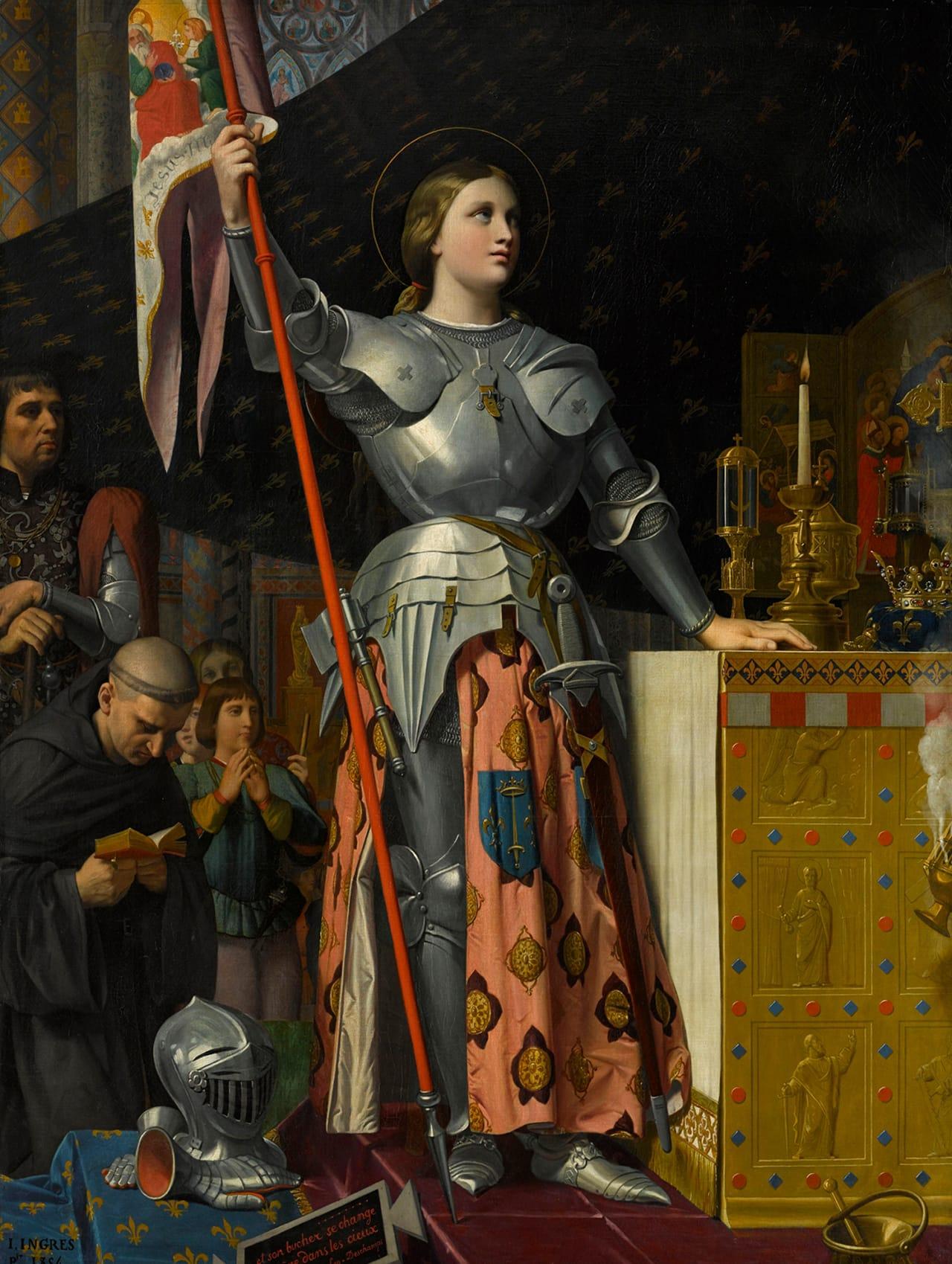 Thánh Jeanne d'Arc (1412-1431)