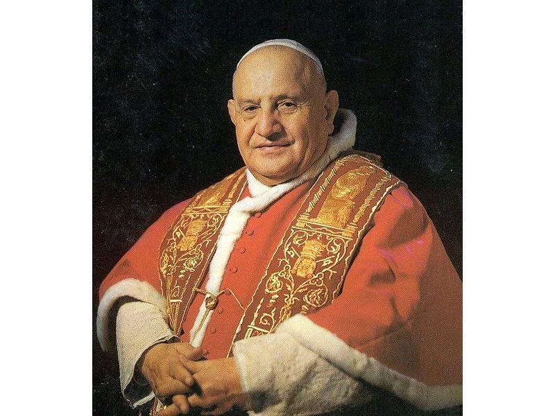 Ngày 11/10: Thánh Gioan XXIII, Giáo hoàng