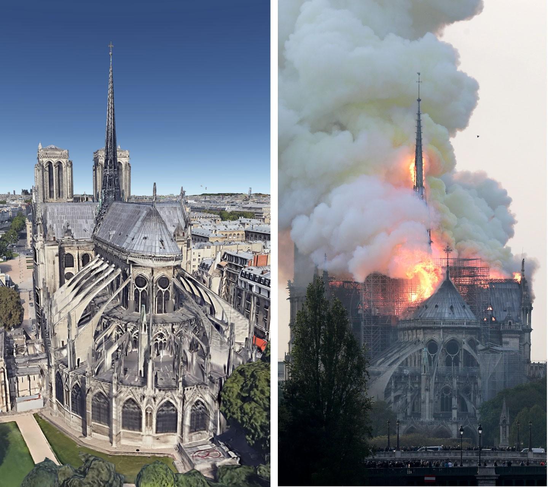 Truyền Thông và Nhà Thờ Notre-Dame