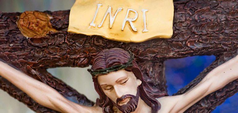 Chữ INRI nghĩa là gì?