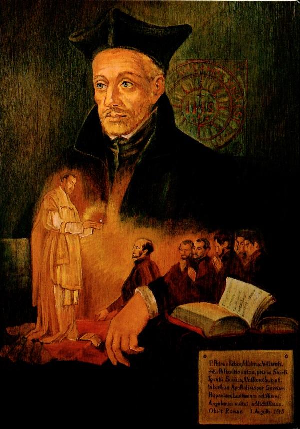 Thánh Phêrô Favre.