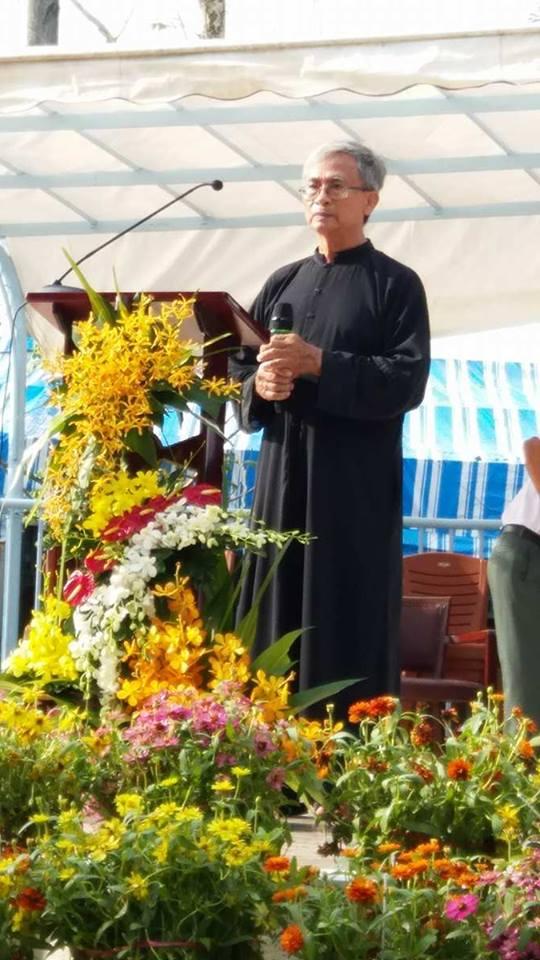 TTHH Fatima Vĩnh Long : Khai mạc hành hương kỷ niệm 100 năm Đức Mẹ hiện ra tại Fatima