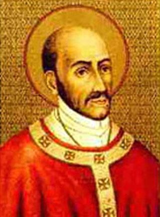 Thánh TURIBIÔ MONGRÔVEJO  Giám mục (1536-1606)