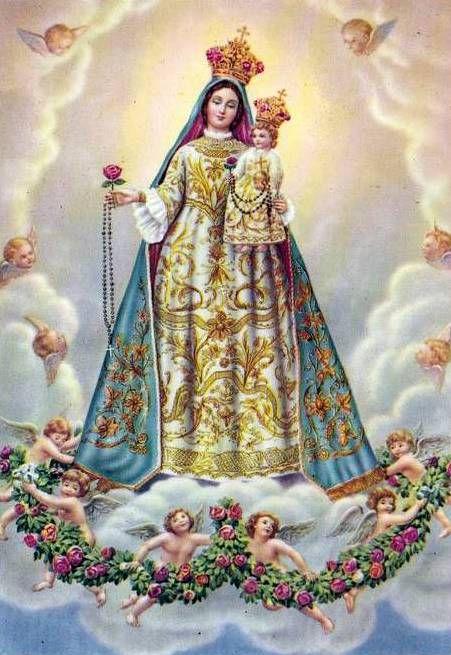 Lễ Mẹ Mân Côi: Truyền niềm vui Tin Mừng