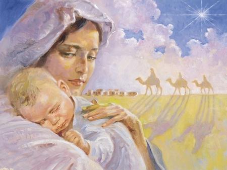 Ngày đầu năm hướng về Mẹ  Thiên Chúa