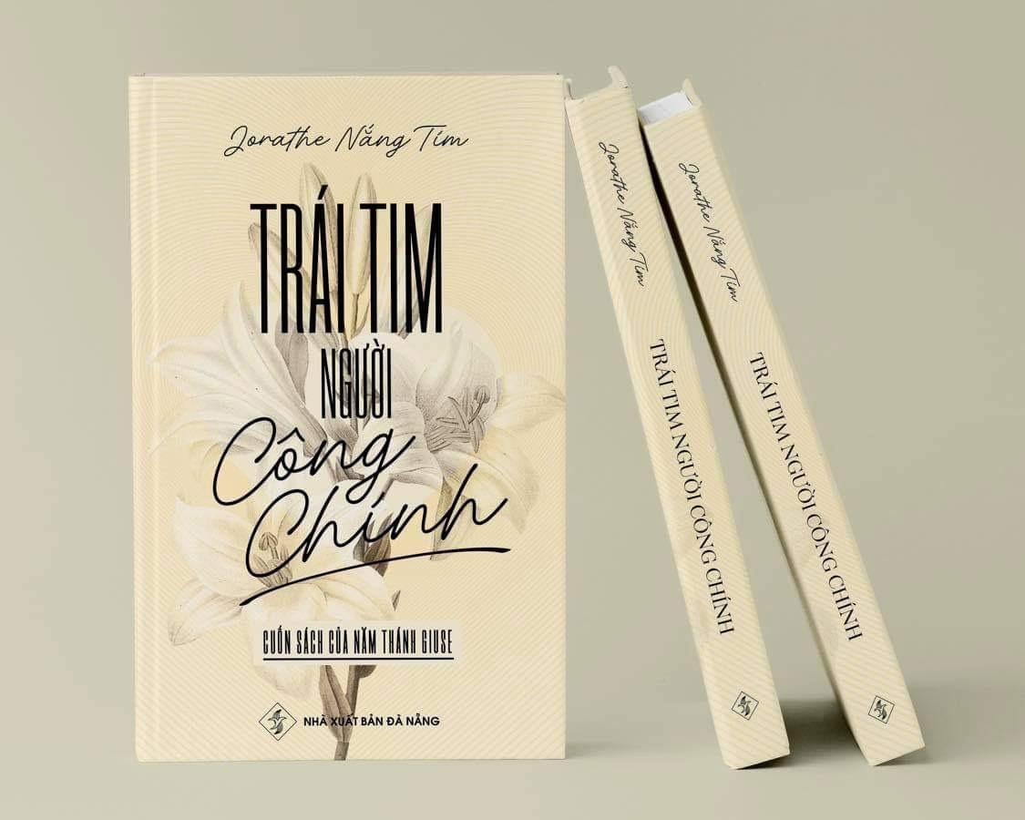 Trái Tim Người Công Chính - Cuốn sách của Năm Đặc Biệt Kính Thánh Giuse