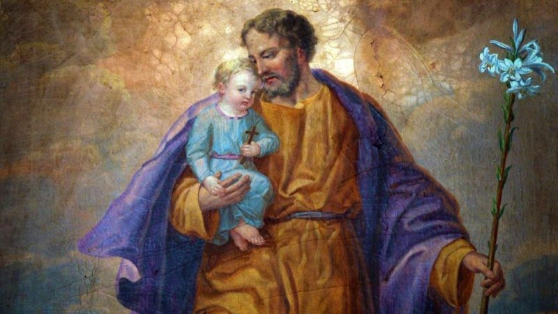 Thánh Giuse:  Cuộc đời như một mầu nhiệm