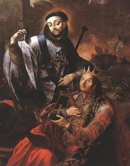 Thánh  Phanxicô Sôlanô
