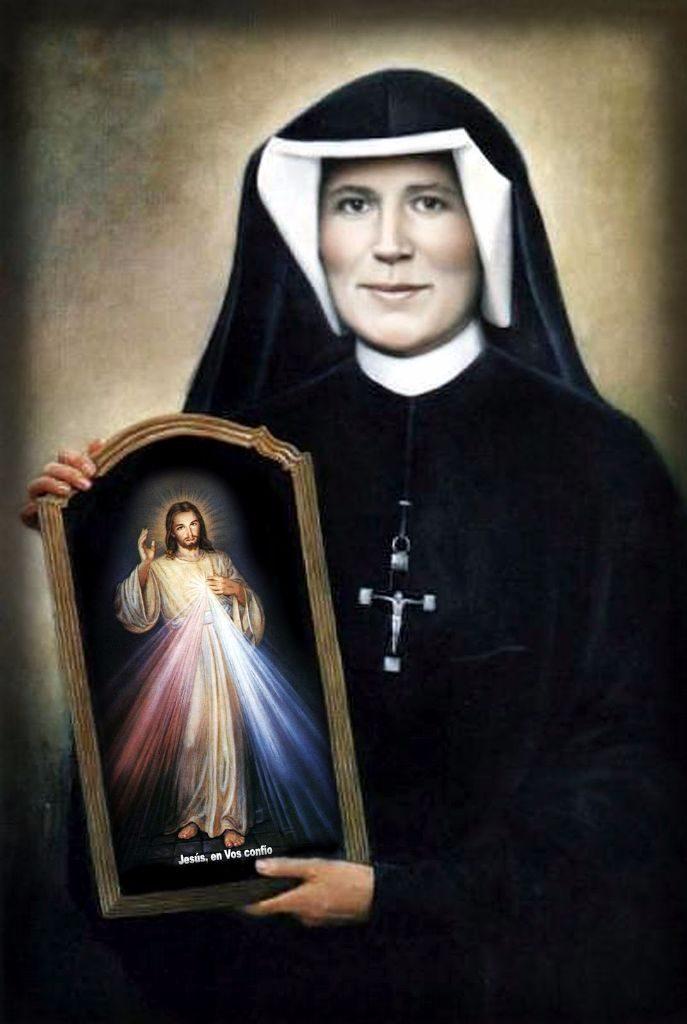 Thánh Maria Faustina Kowalska