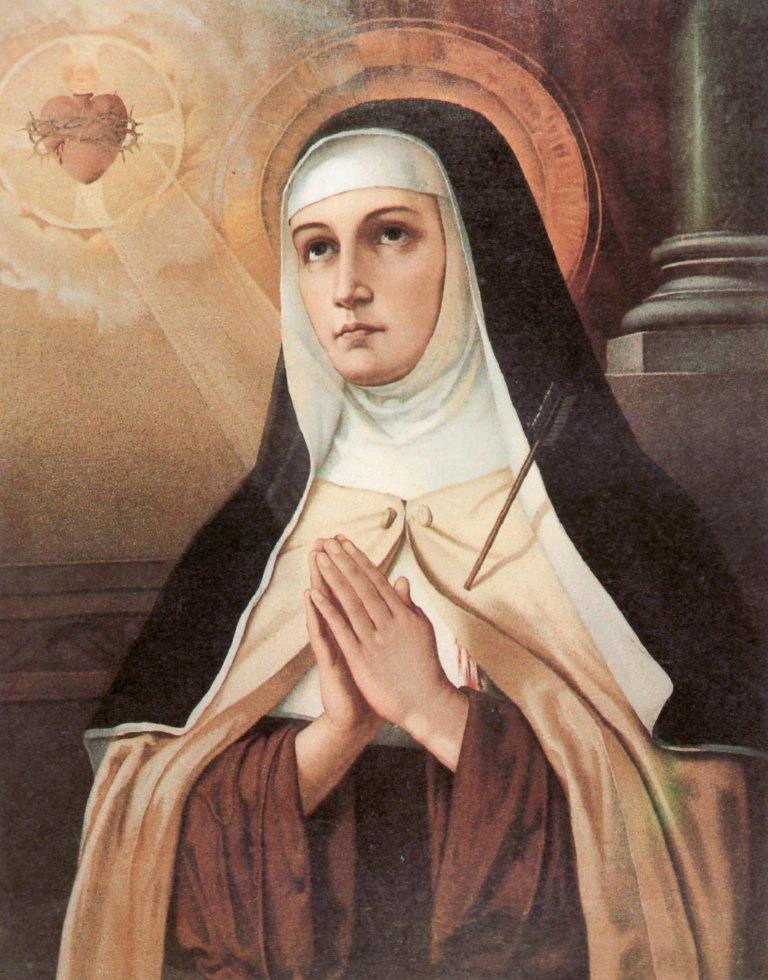 Thánh TÊRÊXA AVILA Đồng Trinh, Tiến Sĩ Hội Thánh (1515-1585)