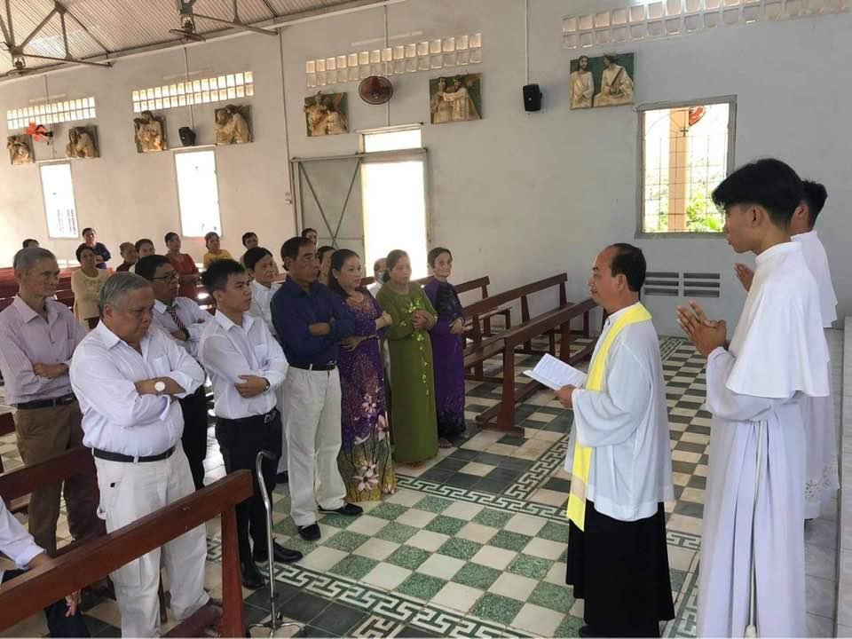 Họ Đạo Phú Thuận: Niềm vui Lễ các Thánh Nam Nữ