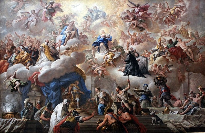 Đức Maria Vô Nhiễm Nguyên Tội - Đấng bào chữa và cầu bầu cho các tín hữu