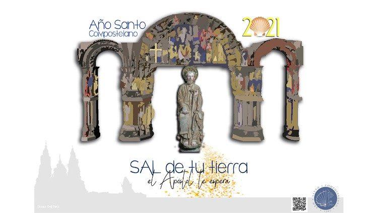 ĐTC gửi sứ điệp nhân dịp khai mạc Năm Thánh kính thánh Giacôbê tại Compostela