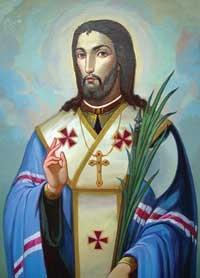 Thánh Giosaphat Giám mục, Tử đạo  (1580-1625)