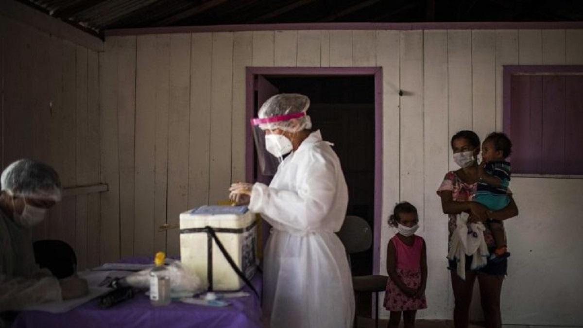Đức Thánh Cha khen ngợi sáng kiến liên đới ở Brazil