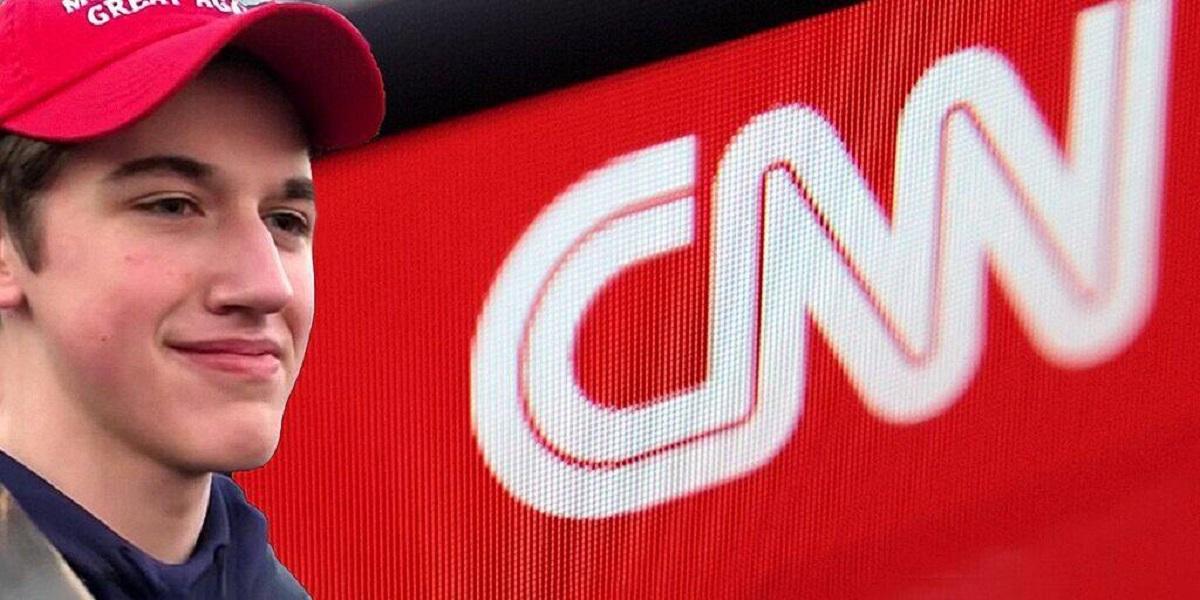 Thiếu niên phò sự sống thắng vụ kiện CNN đã bôi lọ cậu trong vụ diễn hành phò sự sống đầu năm nay