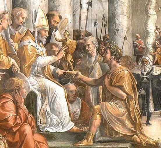 Thánh Giáo Hoàng Sylvester I (c. 335)