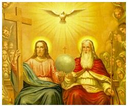 Sự Phục sinh là công trình của Ba Ngôi Cực Thánh theo cách nào?