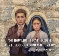 Hai thánh thiếu nhi PHANXICÔ & GIAXINTA và sứ điệp FATIMA