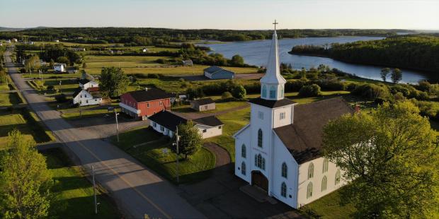 Các nhà truyền giáo châu Phi đến Canada giúp giáo dân Acadie