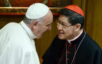 Đức Hồng y Tagle, khuôn mặt tươi cười mới của truyền giáo