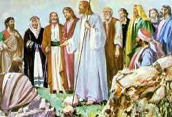 Nhận ra Chúa hiện diện trong đời thường