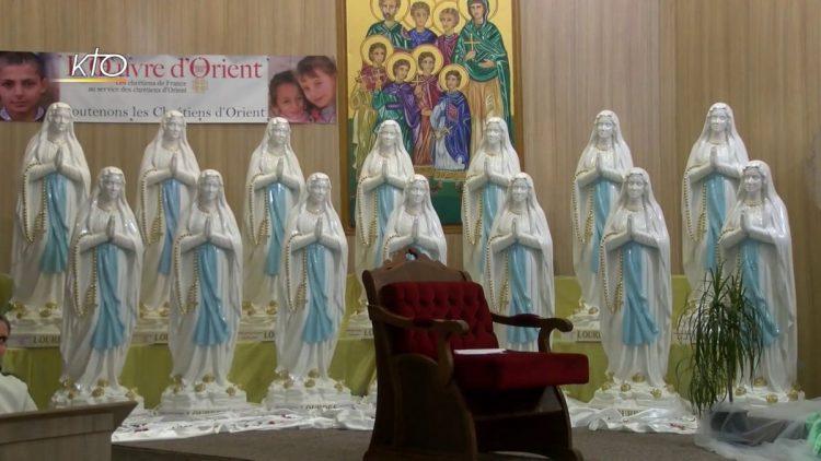 15 tượng Đức Mẹ