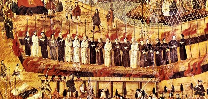 Ngày 20/09: Thánh Anrê Kim Têgon, Phaolô Chung Hasang và các bạn tử vì đạo