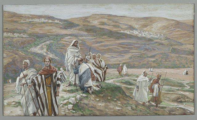 Thanh thoát để lên đường rao giảng Tin Mừng