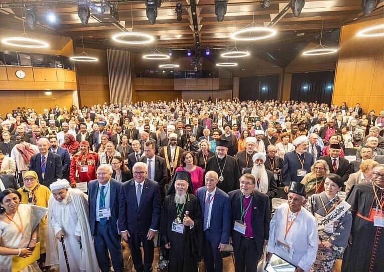 Hội nghị các tôn giáo thế giới về hòa bình