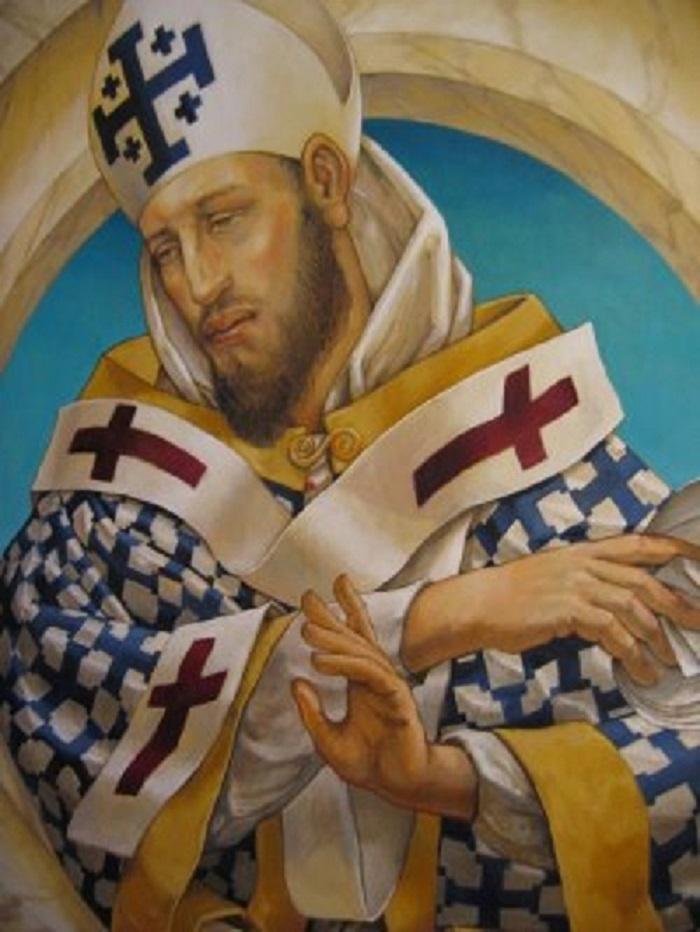 Thánh Cyrillô Giám Mục, Tiến Sĩ Hội Thánh (444)